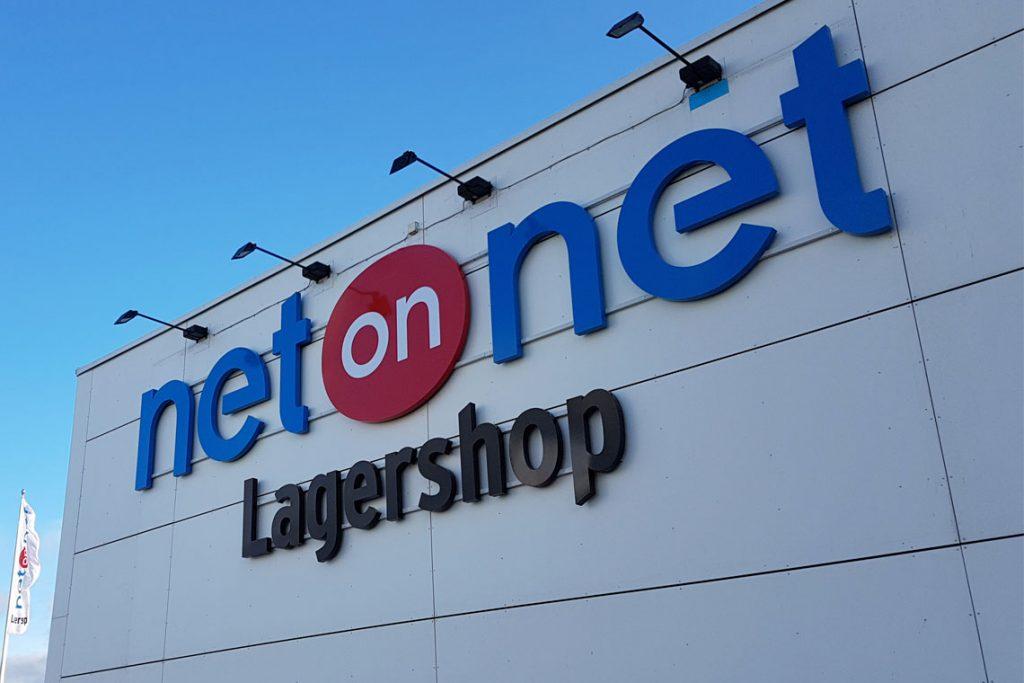 NetOnNet raktáráruház